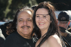 Porn star, Ron Jeremy came close to death after suffering a heart aneurysm. Photo / Bay of Plenty Times