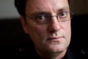 High-profile lawyer Greg King. Photo / Richard Robinson