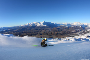 Coronet Peak skifield in the South Island. Photo / Miles Holden