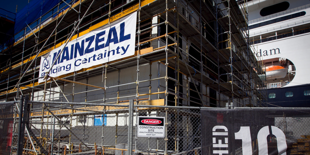 Liquidators were appointed to the Mainzeal group in late February. Photo / Natalie Slade