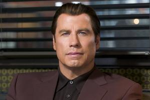 John Travolta. Photo / AP