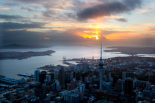 Employers felt that Auckland's 'clean green' image was not a sufficient base to attract international visitors. Photo / Brett Phibbs