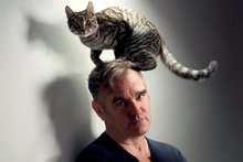 Morrissey, former Smiths singer. Photo / Supplied