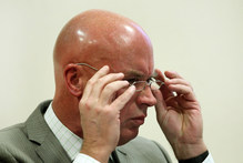 Don Elder and his former board have been criticised for the SOE's failings. Photo / APN
