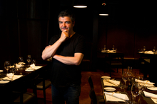 Chef Sean Connolly is hosting series of Auckland dinners inspired by Marlborough.Photo / File