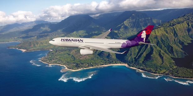 Hawaiian Airlines president and chief executive Mark Dunkerley is due in Auckland for a launch function today. Photo / Supplied