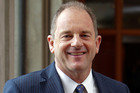 Labour leader David Shearer claimed the report implicated the Prime Minister, rather than vindicating him. Key was in it up to eyeballs. He was in donkey-deep. Photo / Getty Images
