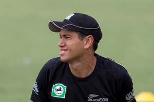 Ross Taylor says NZ need to put England under pressure with the ball.Photo / File