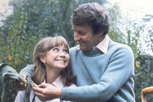 Richard Briers played Tom to Felicity Kendal's Barbara (below) in the popular The Good Life. Photo / Supplied