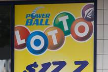 Lotto advertising was reported to be 'everywhere you looked' and had the philosophy, 'You need to be in to win'. Photo / Christine Cornege