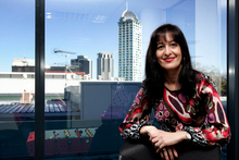 Carmel Fisher, of Fisher Funds. It is tipped to soon be announced as the successful bidder for Tower's investment business. Photo / NZ Herald