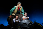 The stage musical Chitty Chitty Bang Bang breathes dramatic new life into the old-fashioned story. Photo / Supplied