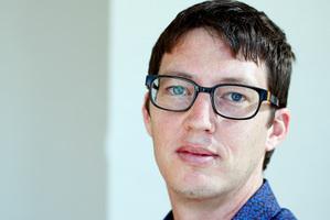 Mark Lister of Craigs Investments. Photo / David White