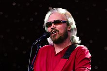 Barry Gibb will perform at The Mission today.Photo / Supplied 