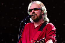 Barry Gibb is excited to perform in Hawke's Bay this Saturday. Photo / Supplied