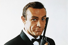 Sean Connery as James Bond. A new Bond book is due out later this year.Photo / Supplied