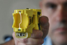 Frontline police want to be armed with Tasers when they head out on the beat. Photo / NZ Herald