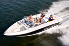 The Bayliner 175BR is good, well-priced entry level boat for those who enjoy watersports and cruising. Photo / Supplied
