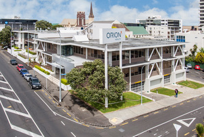 Orion House at 181 Grafton Rd has further development potential. Photo / Supplied
