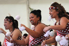 A Kapa haka group performs at last year's festival. Photo / Supplied