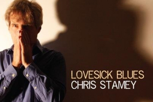 Album cover for Lovesick Blues by Chris Stamey. Photo / Supplied