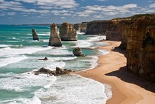 The 12 Apostles. Photo / Supplied