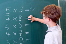 Officials analysing the results of the TIMSS test found there were 'significant proportions' of Year 5 children who could not add or subtract simple numbers. Photo / Thinkstock