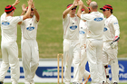 Canterbury beat Auckland by nine wickets. Photo / Getty Images