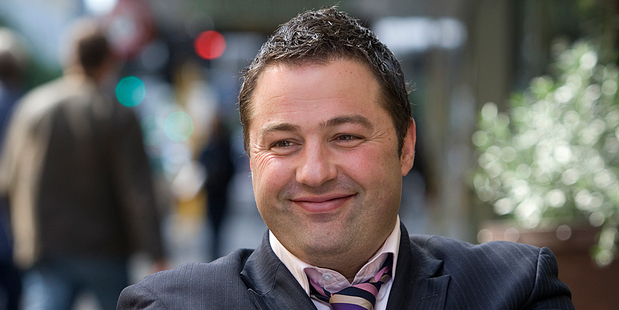 Duncan Garner. Photo/Mark Mitchell