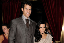 Kris Humphries is willing to miss the playoffs to slug it out in court. Photo/AP