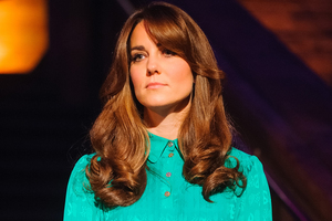 Kate Middleton has been criticised for not recycling her outfits.Photo / Getty