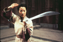 Michelle Yeoh in Crouching Tiger, Hidden Dragon. Photo/supplied