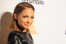 Nicole Richie will expand her designing skills into her autumn 13 House of Harlow 1960 footwear collection.Photo / AFP