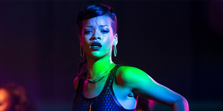 Rihanna. Photo/AP