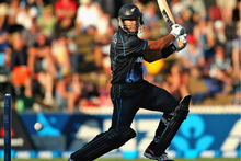 Ross Taylor in action for the Black Caps. Photo / Getty Images