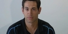 Watch: Cricket: '100 for supporters' -Ross Taylor
