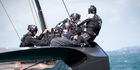 View: Exclusive access: Team NZ tests AC72