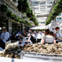 Bluff oysters on the Soul Bar terrace. Photo / Supplied