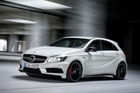 Mercedes-Benz AMG A 45. Photo / Supplied