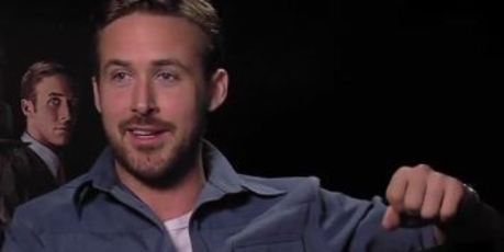 Ryan Gosling reacts to news of the dish tea towel. Photo / Supplied