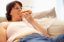 Women are getting fatter because they've cut back on chores, a controversial new study claims.Photo / Thinkstock