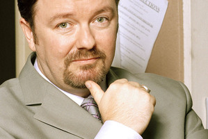 Ricky Gervais is returning to his comic creation David Brent. Photo / Supplied