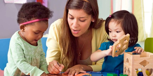 If National is serious about reducing the 'tail' of failure in our schools, then free and accessible early childhood education is essential. Photo / Thinkstock