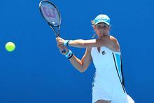 Marina Erakovic has finally broken through on the women's tennis circuit, winning the Memphis WTA tournament this afternoon. Photo / Getty Images.