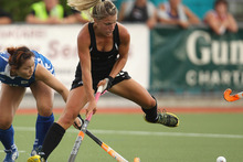 Gemma Flynn of the Black Sticks. Photo / Getty Images.