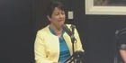Watch: Hekia Parata talks school closures in Christchurch