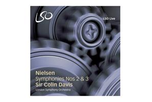 Nielsen CD cover