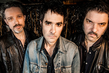 Jon Spencer says the band's raw passion for music is undimmed since they started out in 1991. Photo / Supplied
