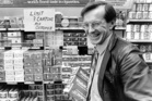 Graeme Kelly was running Foodtown operations in New Zealand at the time he made his purchase. Photo / NZ Herald. Picture Research / Emma Land.