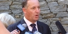 Watch: Raw: John Key comments on Solid Energy